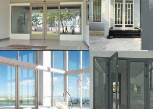 Sửa cửa nhôm kính giá rẻ theo yêu cầu tại nhà Tân Bình