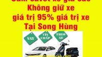 Cửa hàng chuyên cầm giấy tờ xe máy không giữ xe – xe ô tô các loại giá cao, lãi suất thấp.