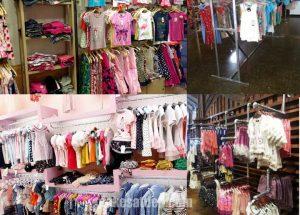 Thiết kế các mẫu giá kệ shop quần áo trẻ em đẹp, rẻ tại Tphcm