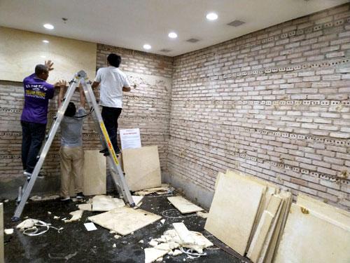 Dịch vụ sửa chữa nhà giá rẻ tại Bình thạnh, Thủ đức và quận 9